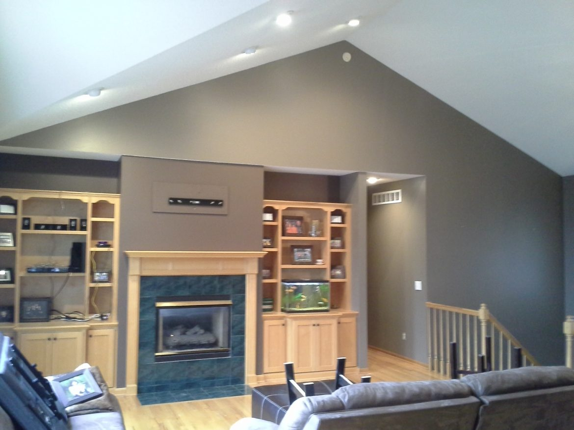 Interior Painting - After