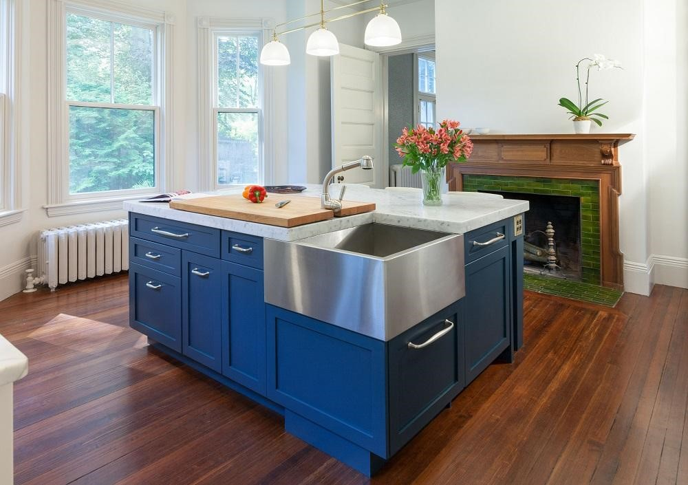 Can You Paint Kitchen Cabinets?